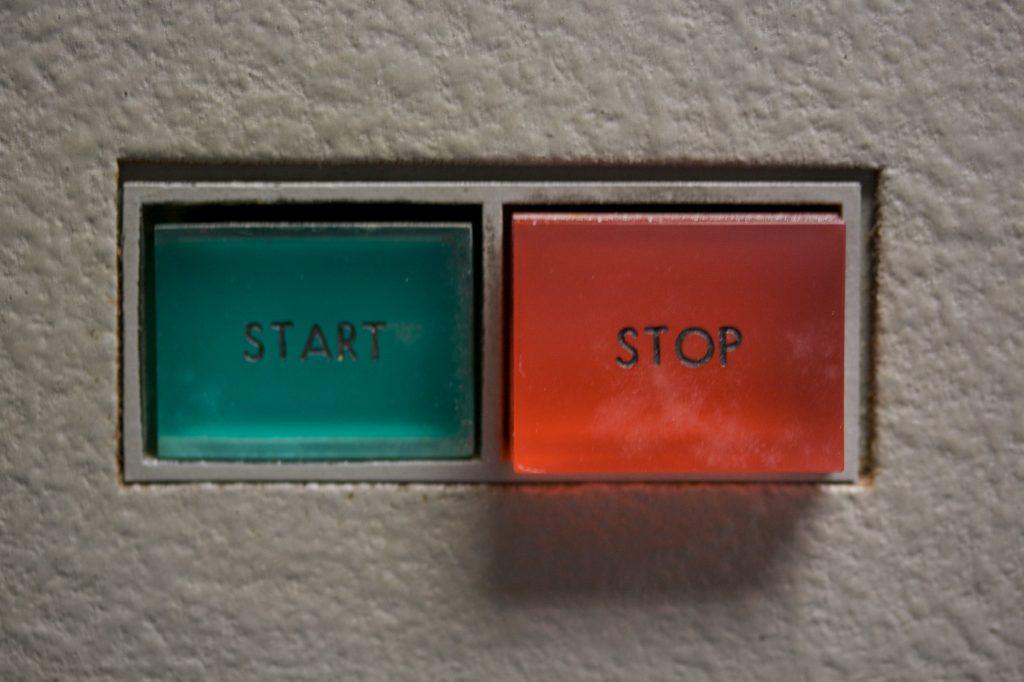 Start & Stop buttons