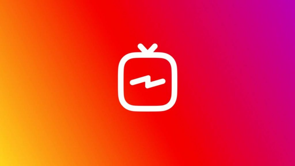 לוגו IGTV